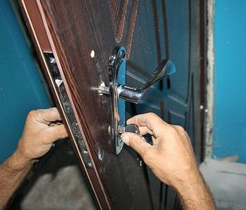 Разбор конструкции входной двери