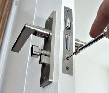 разбор дверного механизма
