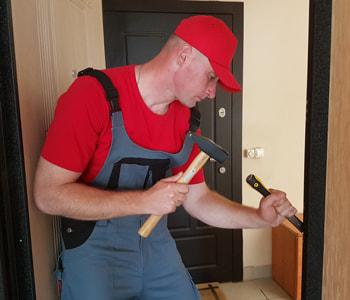 Отремонтируем любую дверь